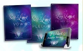 Self-Love and Body Love 7 piece gift bundle
