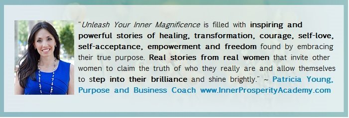 Patricia Young #UnleashYourInnerMagnificence