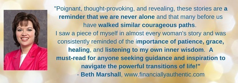 The Wisdom of Midlife Women 2Testimonial Beth Marshall