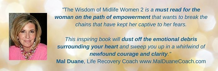 The Wisdom of Midlife Women 2Testimonial Mal Duane