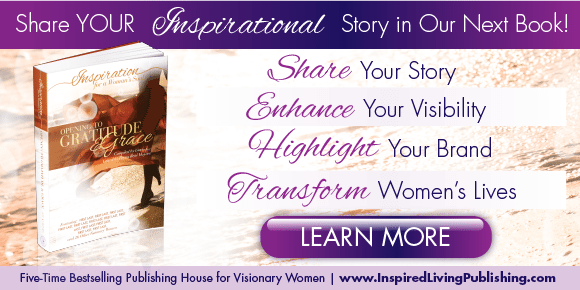 Share YOUR Story in Opening to Gratitude & Grace