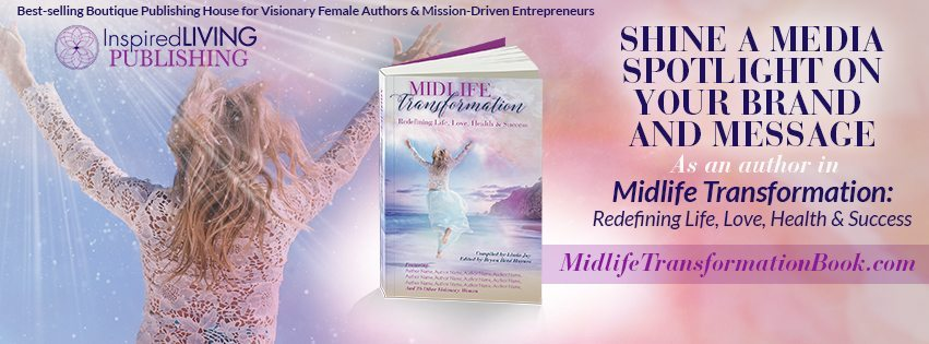 Publish Your Story in #MidlifeTransformation