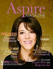 Marianne Williamson | #AspireMag