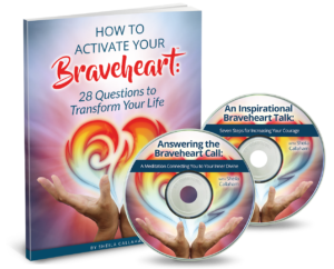 Activate Your Braveheart gift set